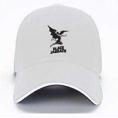 8f845e596c8 New Personalised Custom BASEBALL CAP HAT Snapback Trucker  personalizedhat   baseballcap  custombaseballcap  customhat  blacksabbath