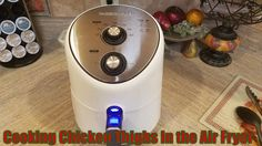 Cooking Chicken Thighs In the Air Fryer