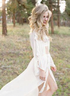 Valentine's boudoir wedding lingerie inspiration