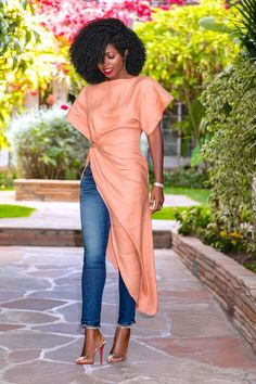 Page 3 – Daily outfits from Folake Kuye Huntoon Dress Over Pants, Dress Up Jeans, Classy Outfits, Chic Outfits, Black Women Fashion, Womens Fashion, Casual Dresses, Fashion Dresses, Style Pantry