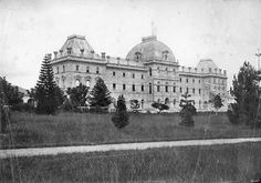 Parliament House, Brisbane, ca. 1870