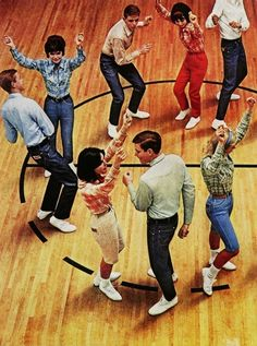 "Released in 1966, ""The Wrangler Shake"" was Wrangler Jeans' attempt to start a dance craze, not in the U.S. though, but rather in Belgium. 