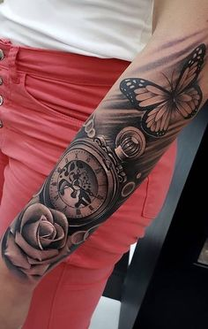 Female Forearm Tattoos – tattoos for women half sleeve Tattoo Femeninos, Forarm Tattoos, Dope Tattoos, Body Art Tattoos, Tattoos For Guys, Tatoos, Arabic Tattoos, Samoan Tattoo, Girl Tattoos