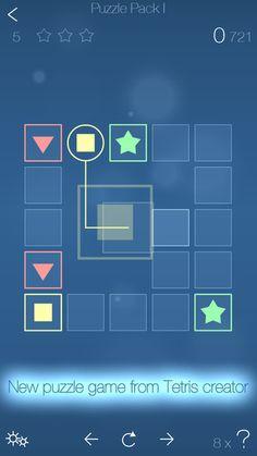 Symbol Link - new puzzle game from Tetris inventor Alexey Pajitnov 開発: ANDREY NOVIKOV
