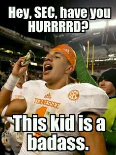 0ac70436b4f11d0b1ba5cfd5f4ebf2fa jalen hurd tennessee football university of tennessee memes google search it's great to be a