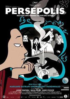 Persepolis (German) 11x17 Movie Poster (2007)