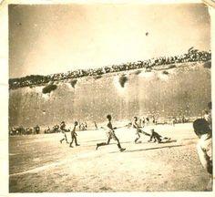 """Hedekia'' stadium in Heraclion, Crete (c.1920's) Today the stadium is known as 'Liberty' stadium Thank you Ioannis Ikonomakis"