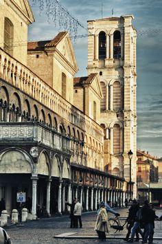 Ferrara Emilia Romagna Italy