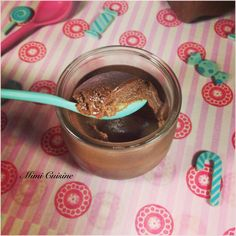 Crème dessert au chocolat #Companion - Mimi Cuisine