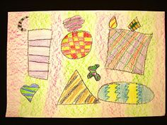 Art @ Massac: 2nd Grade Shape and Patterns