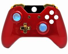 New Iron Man Xbox One Rapid Fire Modded Controller Illuminating Thumbsticks PRO Finish 40 Mods for COD BO2 BO3 Advanced Warfare Destiny Ghosts Quickscope Jitter Drop Shot Auto Aim Jump Shot Auto Sprint Fast Reload Much More * More info could be found at the image url.Note:It is affiliate link to Amazon.