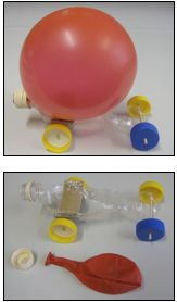 ACTIVITY: Balloon car challenge
