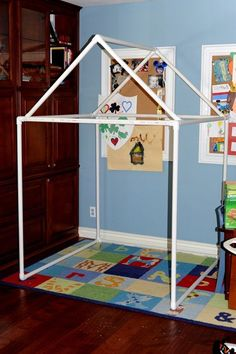 Make a Reading Nook or Playhouse