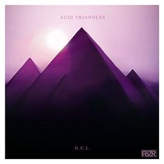 D.C.L. - Acid Triangles #artwork #techno #music #cover