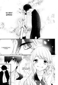 Read manga Honey come honey the ferocious grizzly online in high quality Romantic Anime Couples, Romantic Manga, Cute Anime Couples, Couple Manga, Anime Couples Manga, Anime Love, Manga Cute, Manhwa Manga, Manga Comics