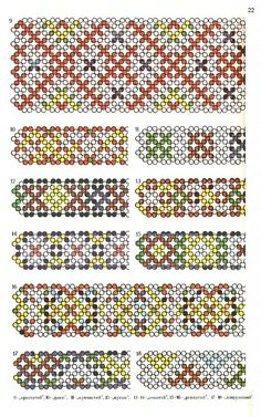 Necklace with straight edge different from eggs Beading Projects, Beading Tutorials, Beading Patterns, Beaded Jewelry Designs, Bead Jewellery, Seed Bead Bracelets Tutorials, Beaded Bracelets, African Beads Necklace, Handmade Beads