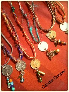 One of my kids summer camp projects a couple years ago--Jack Sparrow necklaces with old coins. #camp craft supplies http://www.ecrafty.com/c-81-craft-supplies.aspx