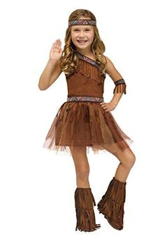 Girls Native American Indian Costume Fancy Dress Tutu Toddler Kids Child NEW Toddler Costumes, Cute Costumes, Halloween Costumes For Girls, Carnival Costumes, Baby Costumes, Woman Costumes, Mermaid Costumes, Disney Costumes, Couple Halloween