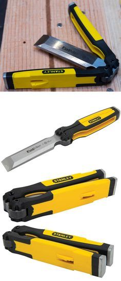 New Stanley FatMax Pocket Chisel Won't Tear Your Pants or Tool Bag