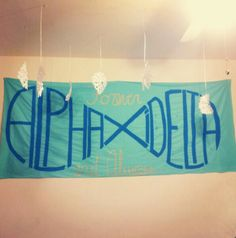 Alpha Xi Delta, forever and always. <3