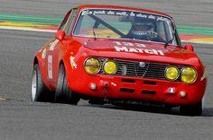 Alfa Romeo GTA race car