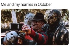 A Dump-O-Memes To Get You Ready For The Weekend – Funny Gallery recover deleted photos android 2020 Funny Halloween Memes, Spooky Memes, Halloween Horror, Halloween Quotes, Halloween Art, Horror Movies Funny, Horror Movie Characters, Scary Movies, Scary Movie Memes