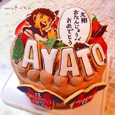 Captain Tsubasa di torta di compleanno ♡