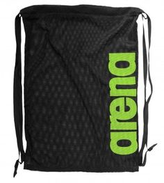 Arena Fast Mesh Bag - Fluo Yellow
