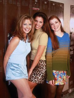 Sarah, Charisma, Alyson