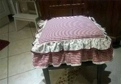 Outdoor Furniture, Outdoor Decor, Comforters, Ottoman, Shabby Chic, Blanket, Bed, Room, Hobby