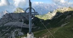 Tour auf die Rofanspitze: Aller Anfang ist leicht   Tiroler Tageszeitung Online – Nachrichten von jetzt! Seen, Utility Pole, Mountain Climbing, Mountains, Messages