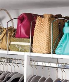 Replace Your Handbag Dust Cover With Zip Closure Covers So Look Consistent  And Stay Closed.   Mia Cotone Handbag Dust Covers | Bag Storage | Pinterest  ...
