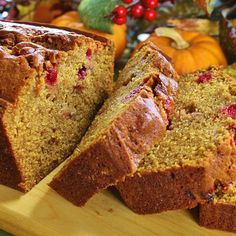 "Holiday Pumpkin Bread | ""My kids took it to school EVERY DAY for their snack and their teachers sent them home asking for the recipe!"""