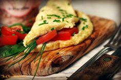 World's Best Omelet (dairy free) gluten-free, grain-free, Paleo