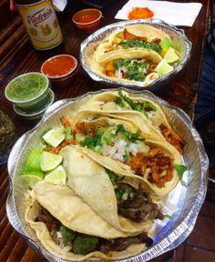 Tehuitzingo Deli Grocery's Tacos Mexican Food Nyc, Mexican Food Recipes, Ethnic Recipes, Chef Recipes, Ny Food, New York Food, Great Recipes, Healthy Recipes, Healthy Food