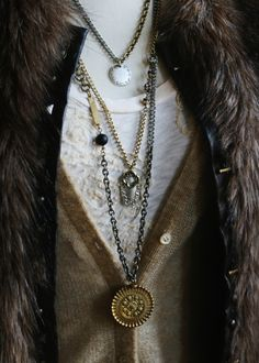 http://shop.sheeraddiction.com/collections/new-items  #jewelry #layers