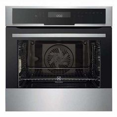 This intelligent oven uses its advanced sensor system and its database of best cooking experiences to choose the correct temperature, time and oven function for any type of meal. Inspiro® is equipped with a rich database of professional cooking techniques. It also uses an advanced sensor to calculate the weight of food so as to define the best cooking sequence.