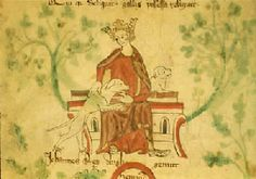 John I Plantagenet, King of England married Isabella d' Angouleme. Born 12/24/1166 Beaumont Palace, England Parents - Henry II Plantagenet, King Of England, & Eleanor of Aquitaine  John married Isabella de Clare, Countess of Glouscester, on 8/29/1189 divorced in 1199. Liaison & child with Agatha Ferrers circa 1190-92. Died 10/19/1216 at Newark Castle at age 49. Buried at Worcester Cathedral Became King in 1199 Titles - King of Ireland 1177 Count of Mortai 1189 Earl of Gloucester