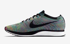 03bf88e88e2e Here s a first look at the next  Multicolor  Nike Flyknit Racer. Nike  Flyknit