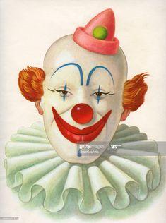 Creepy Circus, Circus Art, Circus Clown, Creepy Clown, Circus Theme, Circus Room, Clown Photos, Halloween Photos, Halloween Costumes