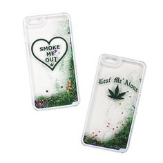 Glitter Stoner iPhone Cases from www.shopstaywild.com
