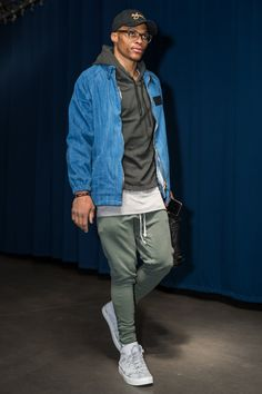 The Russell Westbrook Lookbook Photos | GQ