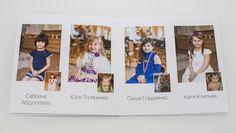 Фотоальбом для детского сада on Behance
