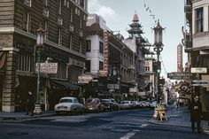 San Francisco Chinatown 1960 | Request a custom order and have something made just for you.