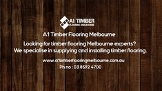 Our Love For Timber Extends To Decking, Restoration & First Class Timber Maintenance. Call 03 8592 4700
