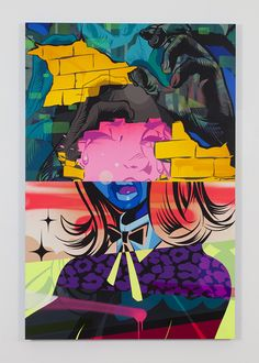 POSE  - Pilgrimnathan LeVine Gallery is pleased to present Uphill Both Ways, a two-person exhibition curated by Roger Gastman, featuring new works by Chicago-based artist Pose and Detroit-based artist Revok.
