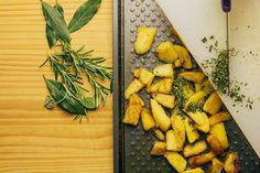 patate al forno erbe aromatiche