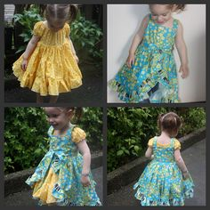 Sweet Innocence dress set