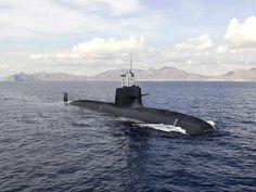 Infografia submarino S-80. Armada española. #spain