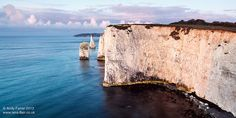 Swanage behind The Pinnacle by Andy Farrer, via Flickr